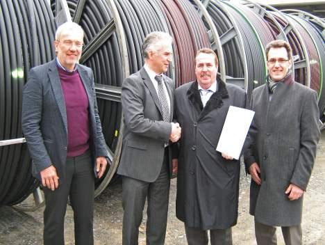 HEAG MediaNet GmbH wird Netzbetreiber für das Breitbandnetz im Odenwaldkreis